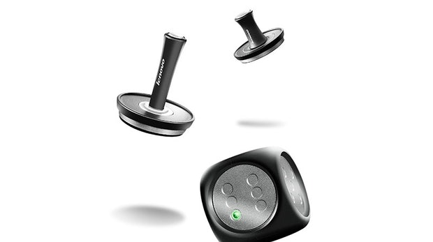 Lenovo bietet auch elektronisches Spielezubehör. (Quelle: Lenovo)