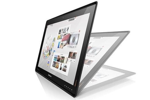 Lenovo IdeaCentre Horizon: 27 Zoll All-in-One mit Akku für den mobilen Einsatz [CES 2013]