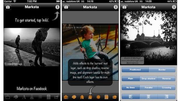 Neue iOS-App versieht Fotos mit anpassbaren Wasserzeichen