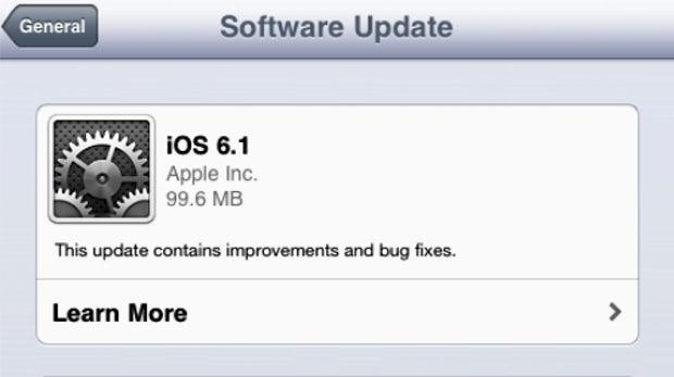 iOS 6.1 ist da – das ist neu