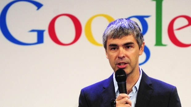 Larry Page deutet robustere Motorola-Phones mit langer Akkulaufzeit an