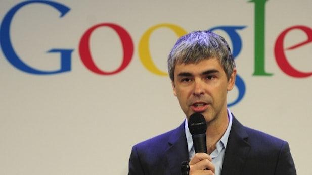 Google: Larry Page über Nexus 4, Motorolas Zukunft und neue Technologien