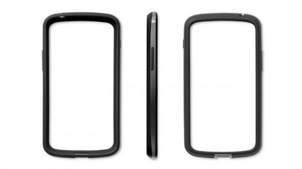 Nexus 4 original Bumper endlich wieder erhältlich