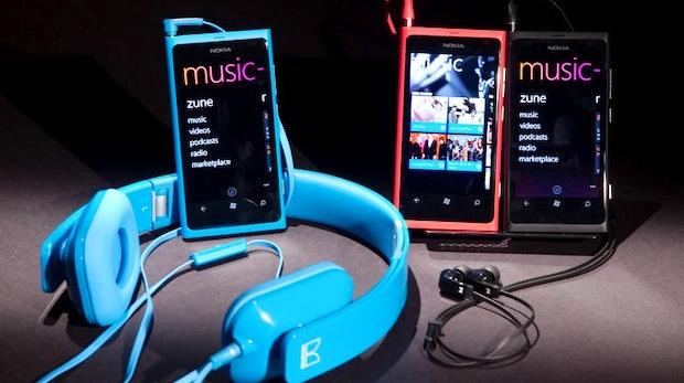 Nokia Music+: Für 4 Euro monatlich Musik auf dem Desktop und ohne Limits