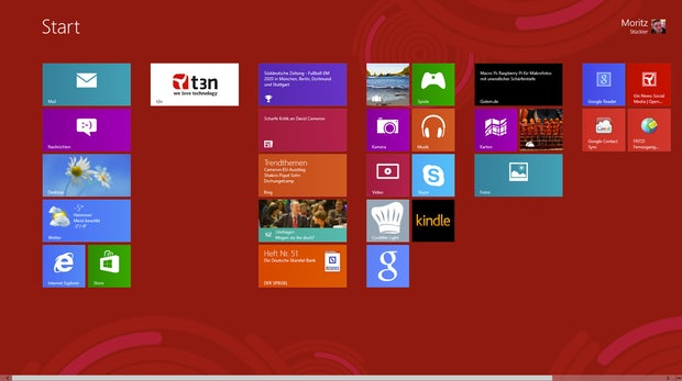 Die t3n-App für Windows 8 ist da