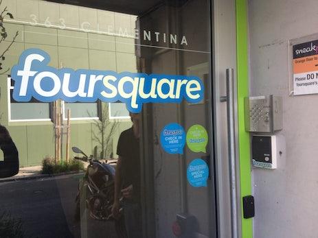 """""""Wir haben keine Angst vor Facebooks Graph Search"""" - Hausbesuch bei Foursquare"""