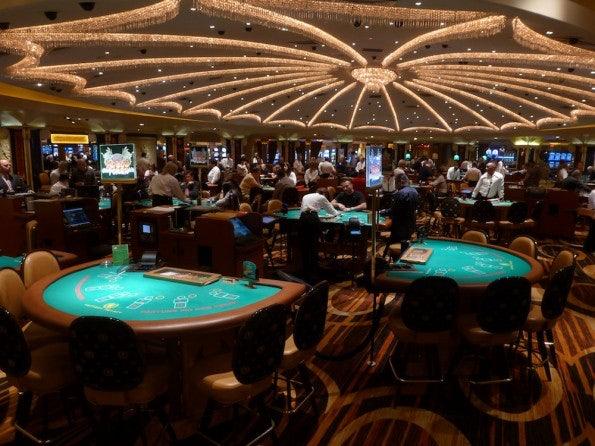 Casinobereich im Caesar's Palace.