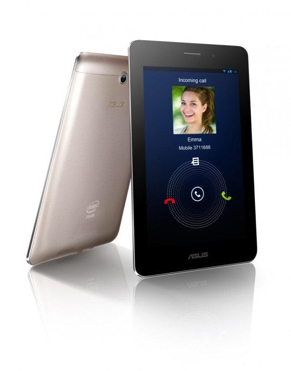 Das Asus Fonepad soll auch als Telefon verwendet werden - Spott und Hohn der Mitmenschen ist damit sicher!