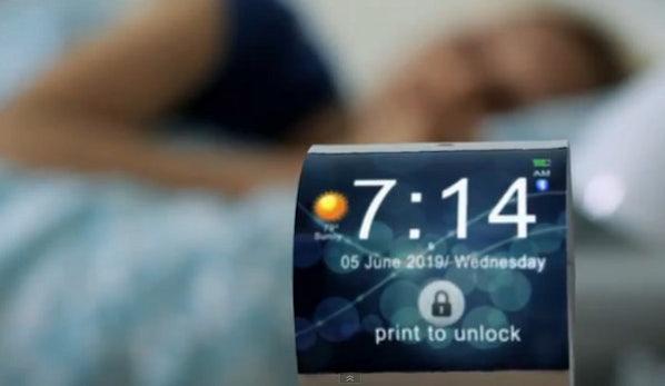 Apple iWatch: Fanboy-Werbespot zeigt Smartwatch mit Holografie-Features