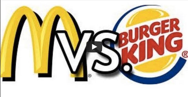 """""""An McDonalds verkauft"""": Burger Kings Twitter-Account wurde gehackt"""