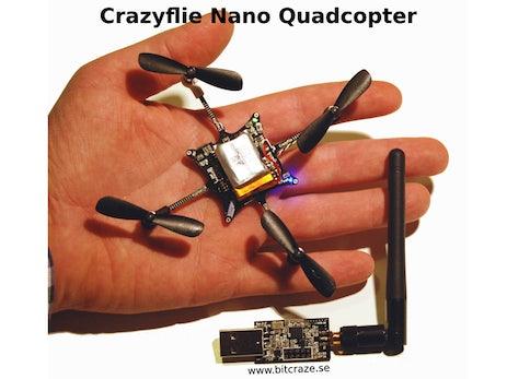 Schwedische Open-Source Mini-Drohne ab sofort vorbestellbar