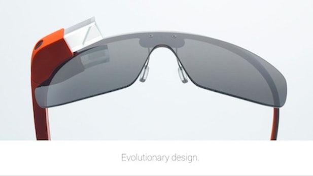 So fühlt sich Google Glass an, erste Exemplare für Kreative