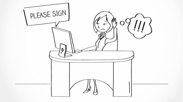 HelloSign: Dokumente direkt in Gmail unterschreiben