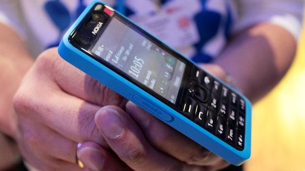Back to Basics: Nokia zeigt 105 und 301 für 15 bzw. 65 Euro [MWC 2013]