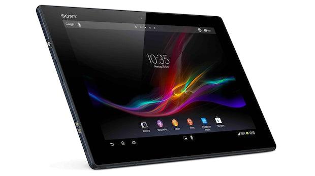 Sony Xperia Tablet Z: Superschlankes Android-Tablet kommt nach Deutschland