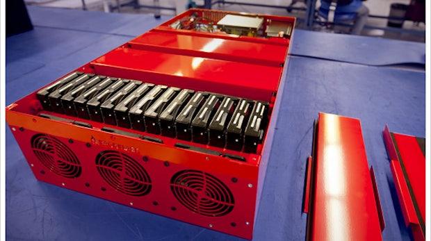Storage Pod 3.0: 180 TByte Speichermonster als Open Source Hardware