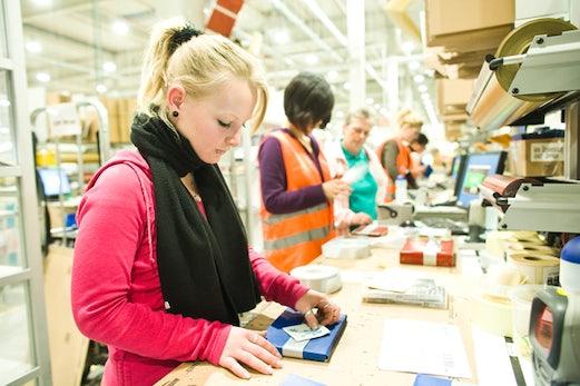 E-Commerce-Desaster: Verdi bestreikt Amazon auch an Heiligabend [Update]