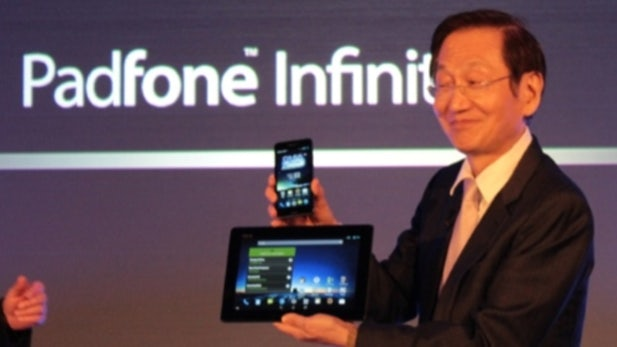 Asus PadFone Infinity ist offiziell – kommt mit Snapdragon 600 Quad Core [MWC 2013]