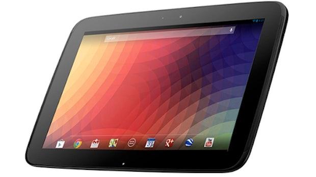 Nexus 10 ab sofort wieder im Play Store erhältlich