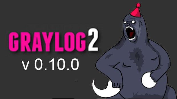 Graylog2: Neue Version ab sofort verfügbar