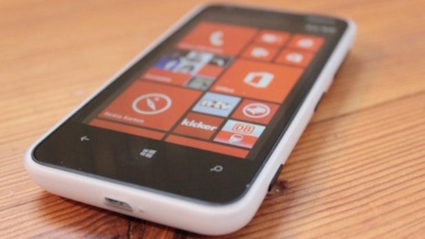 Nokia Lumia 620: Erste Eindrücke vom Windows-Phone-8-Einsteiger-Modell