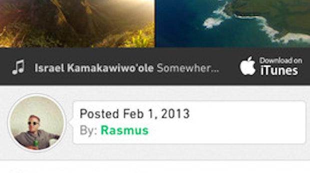 Qwiki: Bilder und Videos werden auf dem Handy zur coolen Diashow