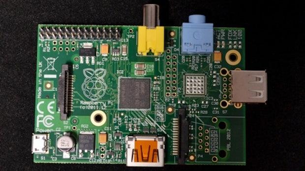 Raspberry Pi: Modell A des Minirechners für 25 Euro erhältlich