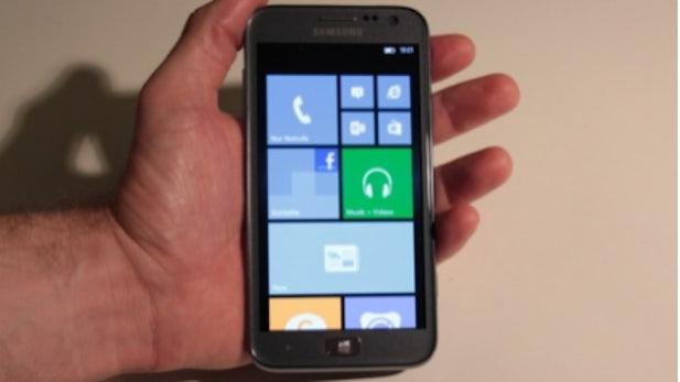 Samsung Ativ S: Windows Phone-8-Oberklasse-Modell im Test