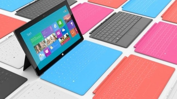 Surface RT: Microsoft-Tablet ab 14. Februar bei Media Markt und Co.