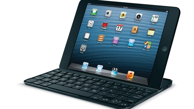 Ultrathin Keyboard Mini: Logitech zeigt vollwertige iPad-Mini-Tastatur