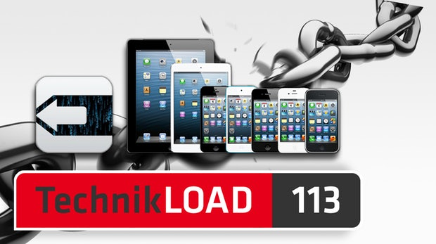 """evasi0n""-Jailbreak für iOS [TechnikLOAD 113]"