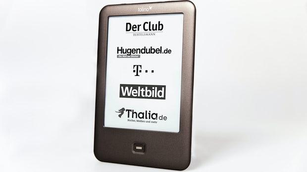 Tolino Shine: Deutsche E-Book-Reader-Antwort auf Kindle Paperwhite
