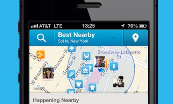 Foursquare: Das sind die beliebtesten Locations in Deutschland