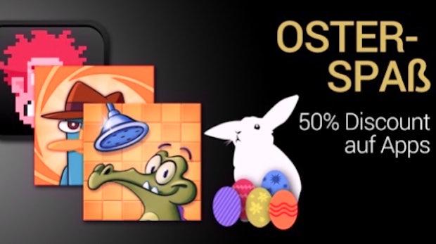 Google Play mit App-Deals zu Ostern