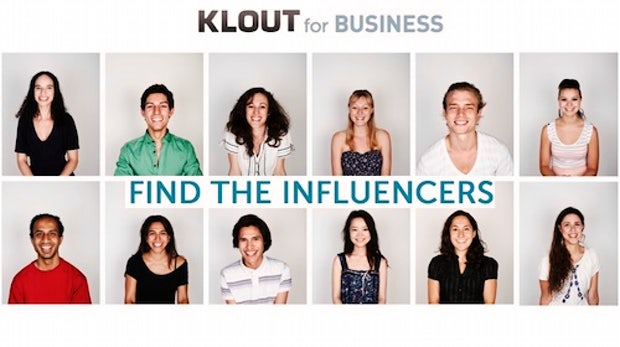 Klout: Social-Media-Ranking erobert den Business-Bereich