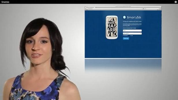 SmartAds: Smartphone-App bezahlt dir 25 US-Dollar fürs Ansehen von Werbung