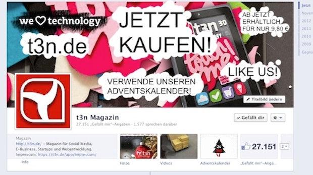 Facebook-Titelbilder: Was ihr über die neue Regelung wissen müsst