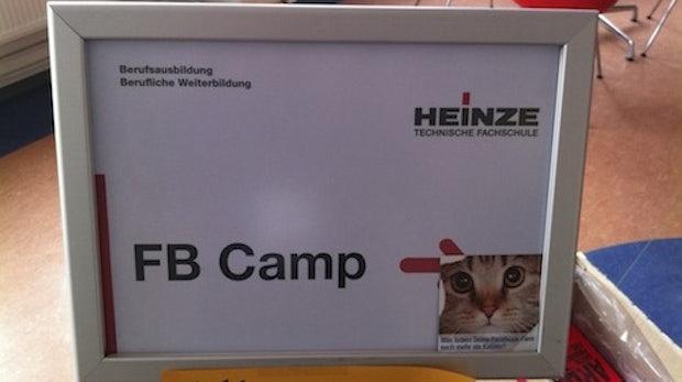 fbcamp: Was die Facebooker in Deutschland bewegt