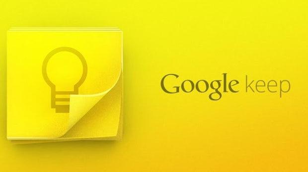 Google Keep: Notizendienst offiziell gestartet
