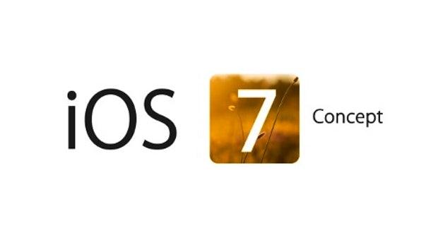 Neues iOS 7-Konzept: Safari-Redesign und Dashboard-Impulse [Video]