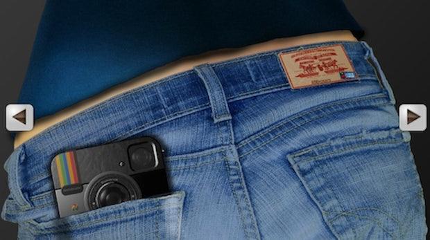 Shake it like a...: Polaroid und Socialmatic bauen die Instagram-Kamera