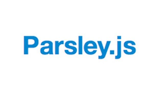 Parsley.js macht Formular-Validierung zum Kinderspiel