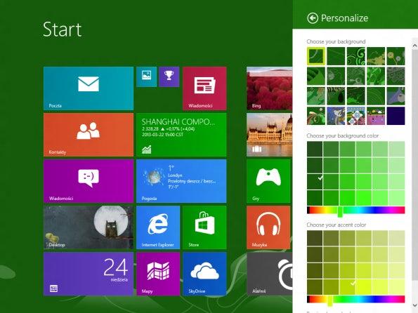 Windows Blue wird bunter und erlaubt individuellere Farbvarianten für Homescreen und Co.