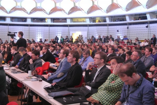 Dome Stage - Publikum (Bild: Andreas Weck)