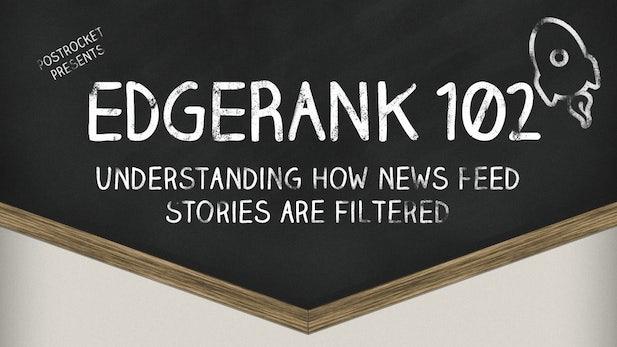 Facebook EdgeRank: So funktioniniert der Algorithmus im Detail