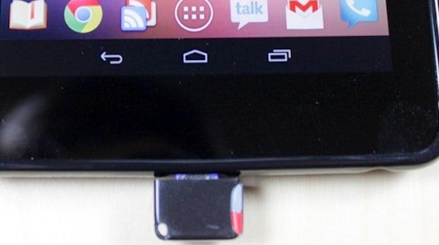 Mini MicroSD Reader für Android-Phones und -Tablets