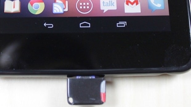 Mini MicroSD Reader für Android-Phones und -Tablets