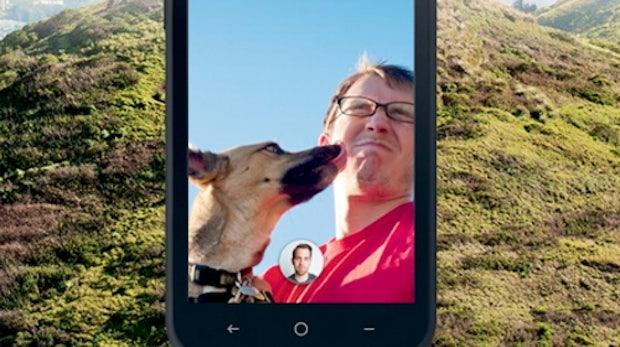Facebook Home: Wie Facebooks Launcher Android in den Hintergrund schiebt