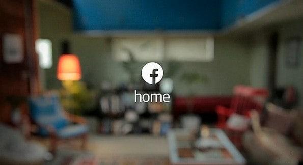 Nutzer fühlen sich auf Facebook Home nach wie vor nicht zu Hause. Ob das Update dies ändern wird?