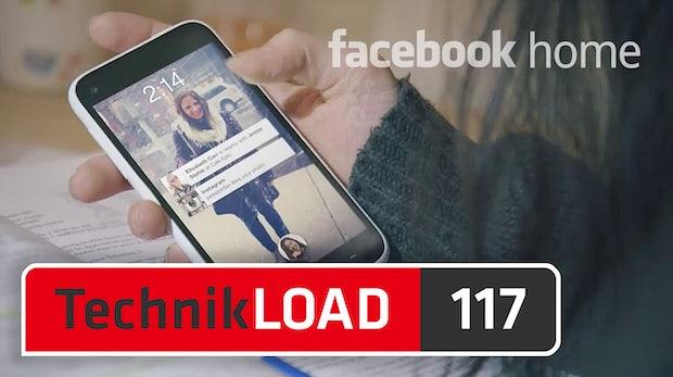 Facebook Home [TechnikLOAD 117]
